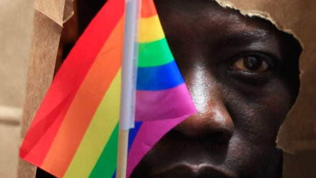 Gay rights groups worldwide have condemned Uganda's anti-homosexuality laws that were signed by President Yoweri Museveni in March. The laws punish 'aggravated homosexuality' with a life sentence and have resulted in a crackdown on gay rights groups throughout the country.
