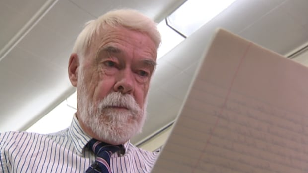 Bruce Farrer said he expects to be sending out letters from his former students for years to come.