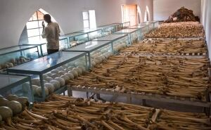 Rwanda Genocide Flame