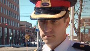 Fredericton Police Insp. Martin Gaudet