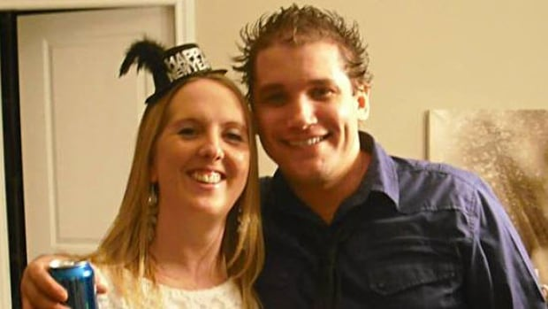 "In the Facebook comments that accompany this New Year's Eve photo of Amy Jane Parkes and boyfriend Ryan James Quigley, a friend tells Parkes: ""This is going to be your year."""