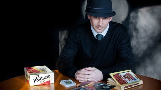 Ridley Bent is set to release his newest musical offering Wildcard,at the Park Theatre in Winnipeg.