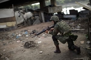 APTOPIX Brazil Rio Violence