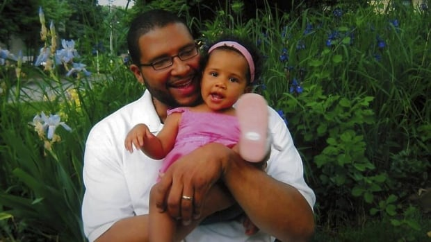 Jazz musician Jimmy Greene, shown here with his daughter Ana, will be part of a special show during Winnipeg's International Jazz Festival. $10 from every ticket sold to the June 16 show with the Curtis Nowosad quintet will go towards the Ana Grace Project.