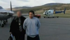 Matthew Foerster - airport - custody