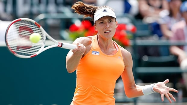 Andrea Petkovic won the Family Circle Cup final on Sunday in Charleston, S.C., her first WTA title in three years.