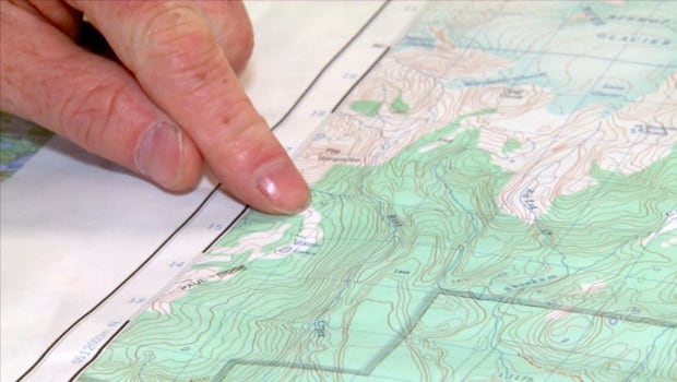 Squamish Search and Rescue - Elfin Lakes map