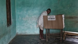 India election votes