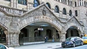 Montreal Windsor Station