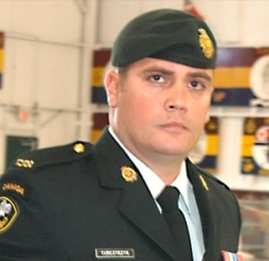 Maj. David Yurczyszyn