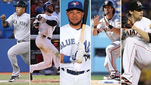 Looking for some help after the first week of your fantasy baseball pool? These five players are still available in most leagues and are worth a look.