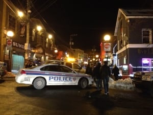 Curtis Rumbolt George Street stabbing police