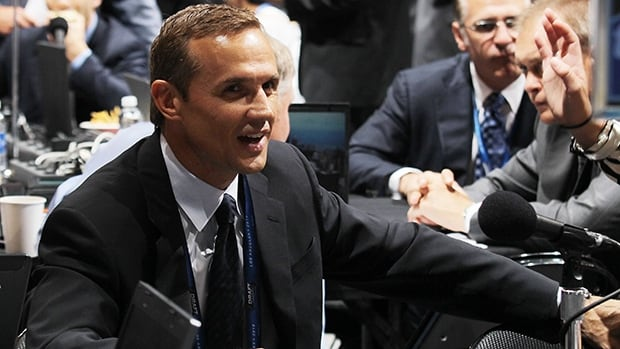 Steve Yzerman has been a Lightning executive since May 2010.