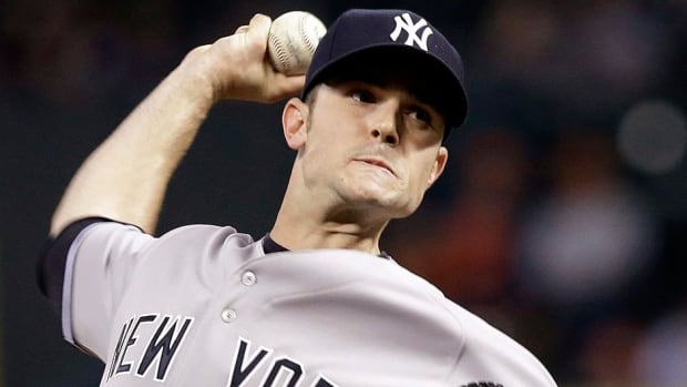 Yankees closer David Robertson earned two saves in his first three chances as Mariano Rivera's successor but now will spend at least two weeks on the disabled list with a strained groin.