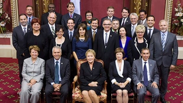 Some former PQ cabinet ministers will lose their seat in this election, CBC projects