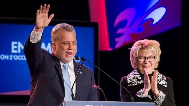 Quebec Liberal Leader Philippe Couillard's win in Monday's election was welcome news to the business community, which feared the instability of another separation debate.