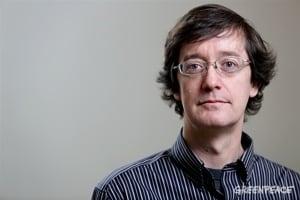 Keith Stewart, Greenpeace