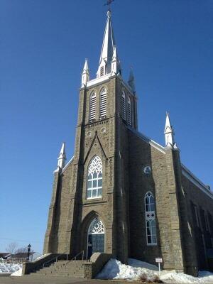 Bas-Caraquet Church