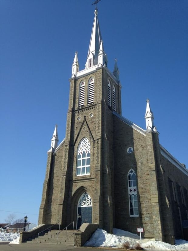 Bas-Caraquet Church