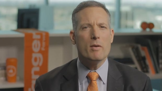 Peter Aceto, president and CEO of Tangerine, says the bank plans to keep challenging traditional banking.
