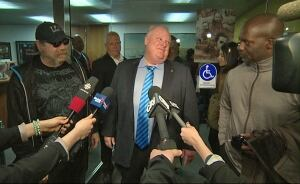 Rob Ford introduces new campaign team members
