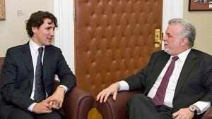 Trudeau Couillard 20130418