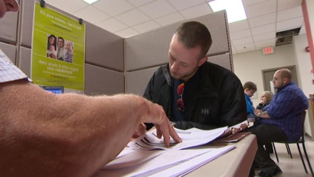Stewart Smith is one of thousands of low-income people in Regina who rely on a volunteer run program to help with filing his taxes electronically.