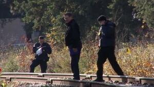 RCMP investigate scene where Taylor Van Diest was found