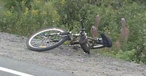 Doug Hancock's bicycle