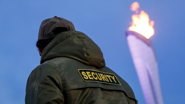 Russia's security service chief says intelligence agencies in Russia and other countries helped to prevent terrorist attacks on the Winter Games in Sochi.