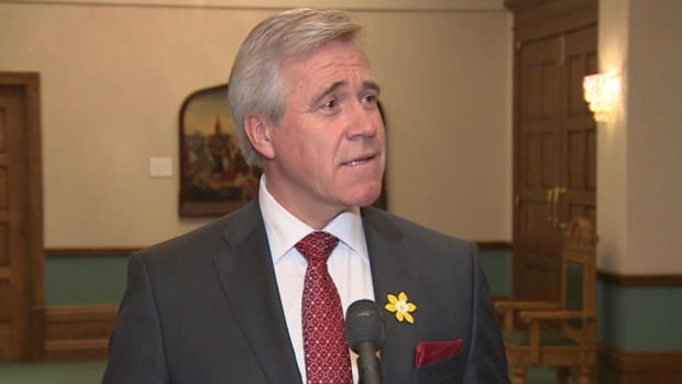 Liberal Leader Dwight Ball says a forthcoming review of Newfoundland and Labrador's electrical system should include an opportunity for public opinion to be heard.
