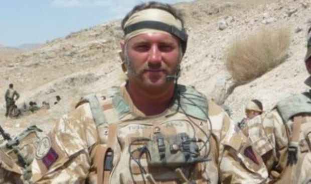 Sgt. Mark James Turnbull