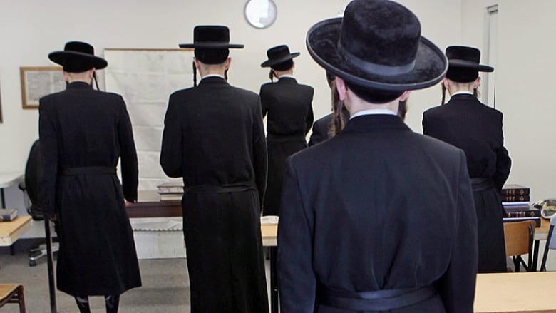 Extremist Jewish Sect Leaders Accused of Kidnapping 2 New York Children