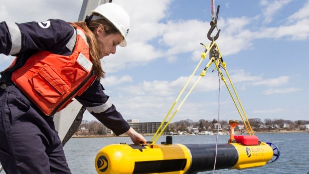 Bluefin Robotics shipped a version of their submarine to help locate the missing Malaysian Airlines Flight 370, by using its side-scan sonar.