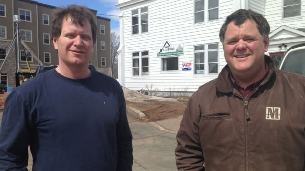 John Lafford and his brother, of J N Lafford Realty Inc.