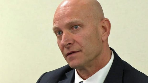 Sudbury's next police chief, Paul Pedersen, had money on his mind as he addressed the police services board on Wednesday.