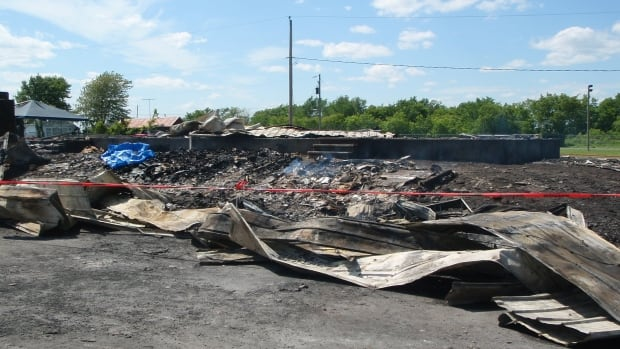 B.E.M. Fireworks near the Ontario-Quebec border on Highway 20 went up in flames last summer after a pyrotechnic device caught fire, triggering a series of explosions.