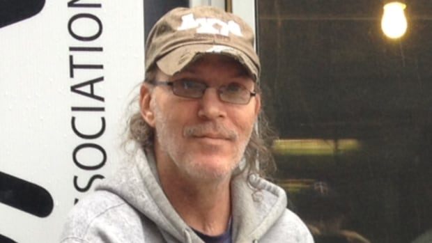 John David Goundry, 51, was found dead inside his apartment suite, in the 400 block of Elgin Avenue, on April 1.