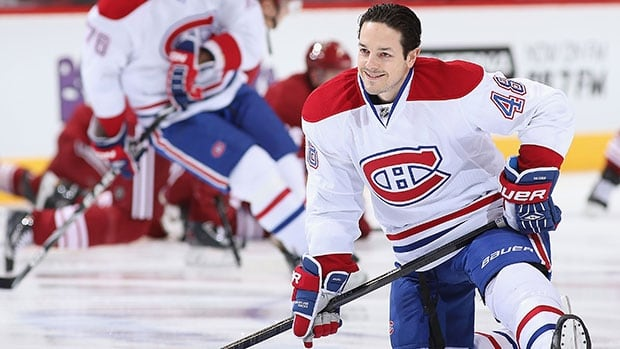 Veteran forward Daniel Briere has shown a knack for producing in the post-season at his various NHL stops.