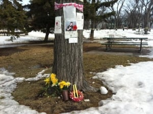 Alex Danyliuk memorial
