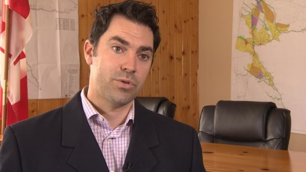 Witless Bay Mayor Sébastian Després says local service districts on the southern shore have become a burden for his town.