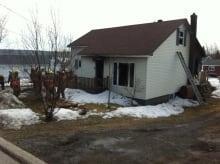 Lewisporte fire April 11, 2014