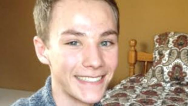 Austen Bender, 16, started a gay-straight alliance at Springbank Community High School. The Rockyview Teachers' Association, which represents Springbank, is donating money to support gay rights after the province voted against a motion to help establish gay-straight alliances in schools.