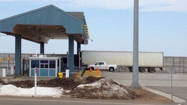 Confederation Bridge officials will look into the possibility of having only self-serve toll booths open overnight.
