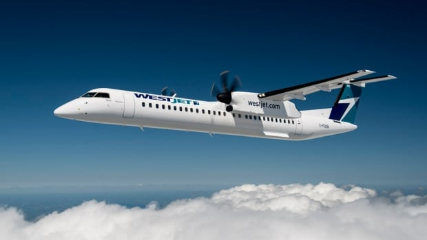 WestJet Encore will start flying between Penticton and Calgary in October using the airline's new Bombardier Q400 NextGen aircraft.