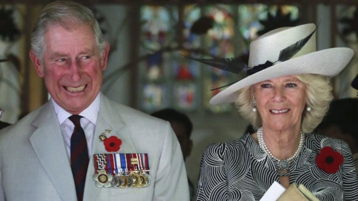 Prince Charles Camilla Unveil More Canada Trip Details