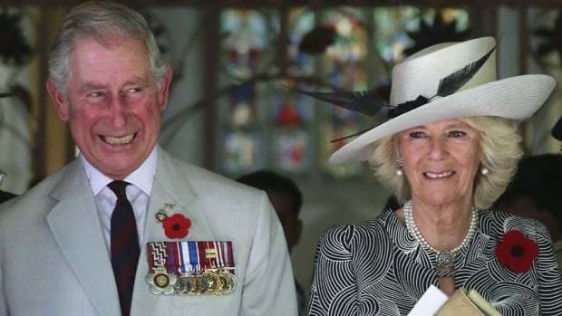 Prince Charles and Camilla, Duchess of Cornwall, will visit three provinces in May.