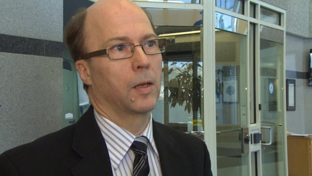 Rob Henderson is the vice-president of Newfoundland and Labrador Hydro.