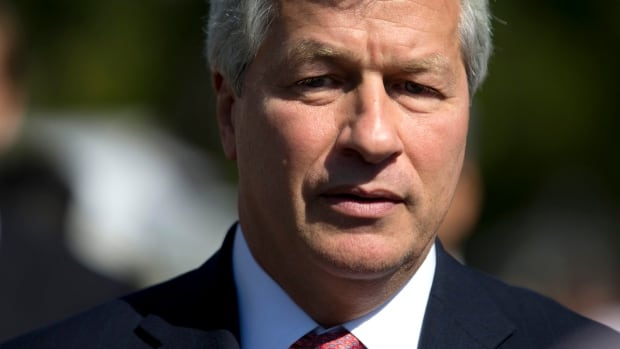 Jamie Dimon, CEO of JP Morgan Chase, said the investment bank's declining earnings are a sign it's being responsible and not taking big risks.