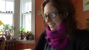 Halifax poet Sue Goyette